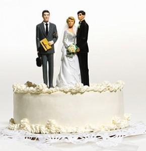 Prenup cake