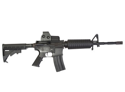 Img assault weapon rifle
