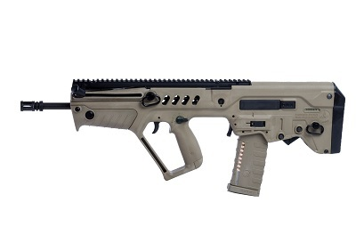 Img bullpup rifle