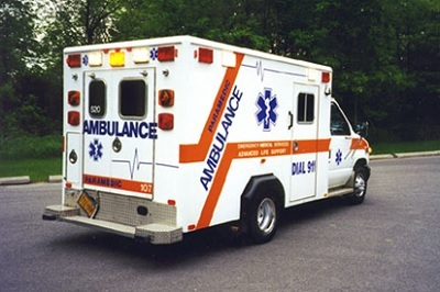 Img child ambulance