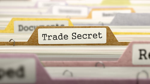 trade secrets document, theft of which can be a violation of Penal Code 499c PC