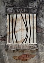 broken jail bars
