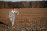 prisoner running away