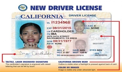 California Drivers License Requirements Over 18