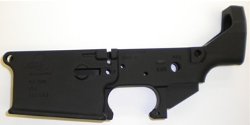 Img firearm receiver
