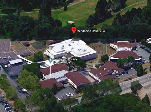 Mendocino County Jail Info - Location, Bail, Visiting