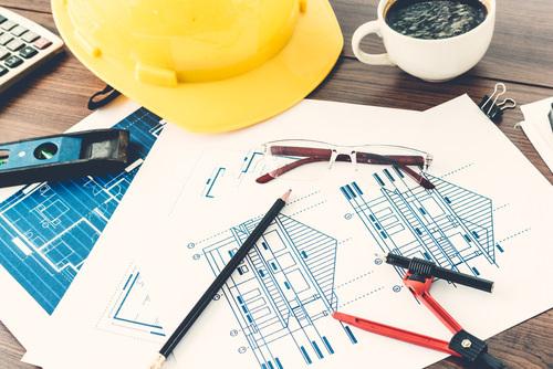 contractor's work