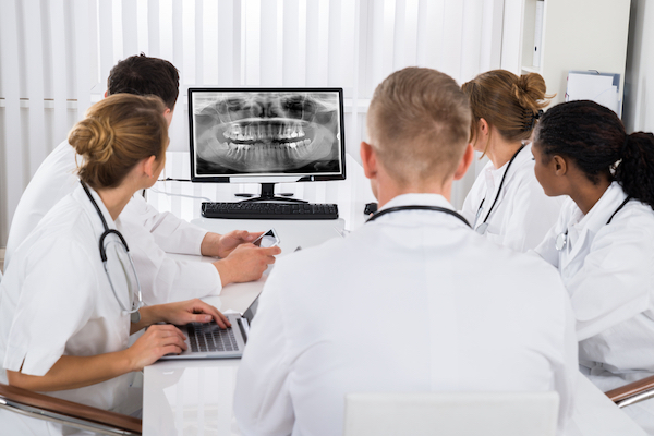 dental health care workers