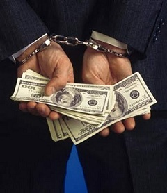 Img handcuffs money