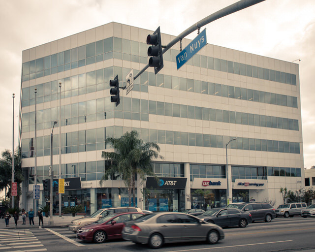 Shouse California Law Group Panorama City Office exterior
