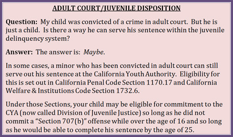 What are the laws on dating a minor in california