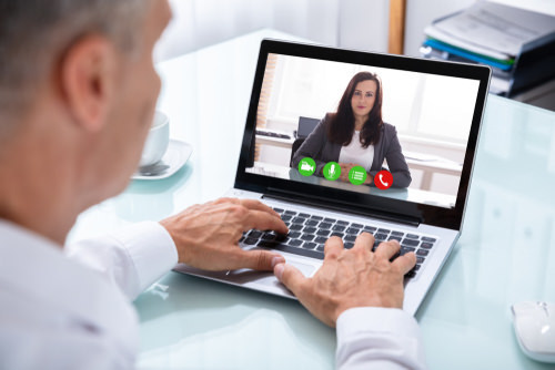 video conference attorney