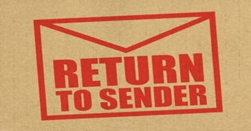 Return-to-sender-notice