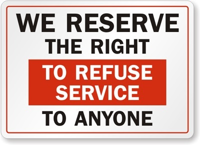 Img right refuse service