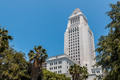 LA County Courthouse