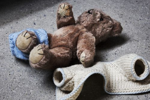 child abuse teddy bear