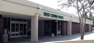 The West Covina Jail and Police Department