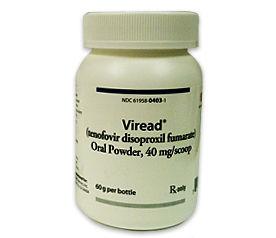 tdf gilead hiv medicine