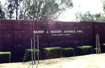 Information For Barry J Nidorf Juvenile Hall In Sylmar Ca