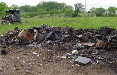 waste dump (NRS 202.470)