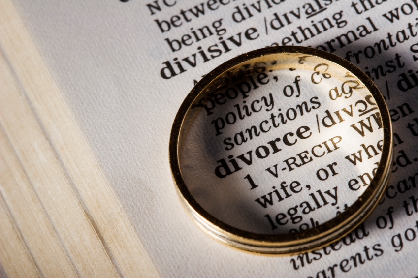 dictionary and wedding ring