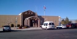 Pahrump courthouse