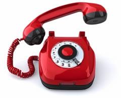 Red-rotary-phone