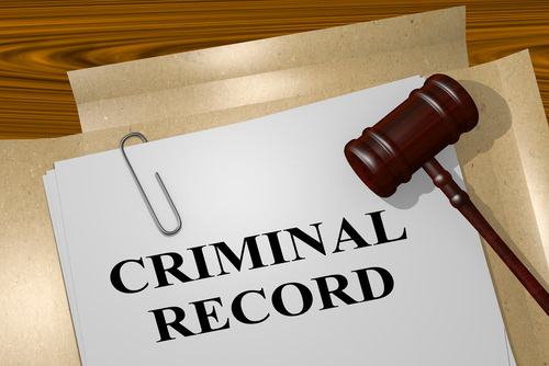 criminal records file