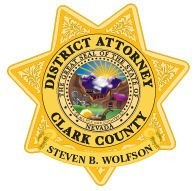 Clark County District Attorney badge
