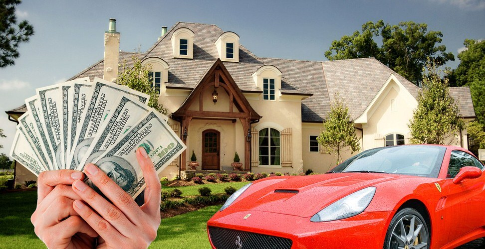 asset forfeiture cars houses money