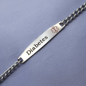 Diabetes-ID-bracelet