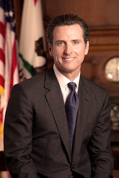 governor of california