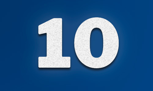 10 day rule