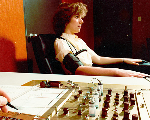 private polygraph test