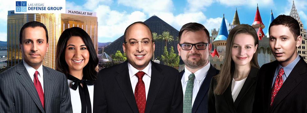 Las Vegas Defense Group Attorneys