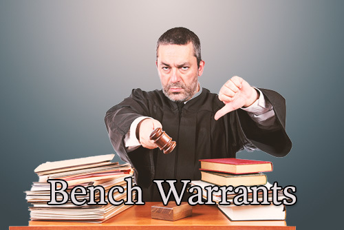 texas bench warrant