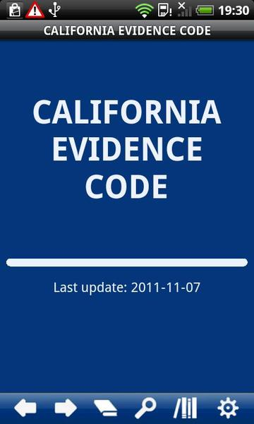 Cal 20evidence 20code