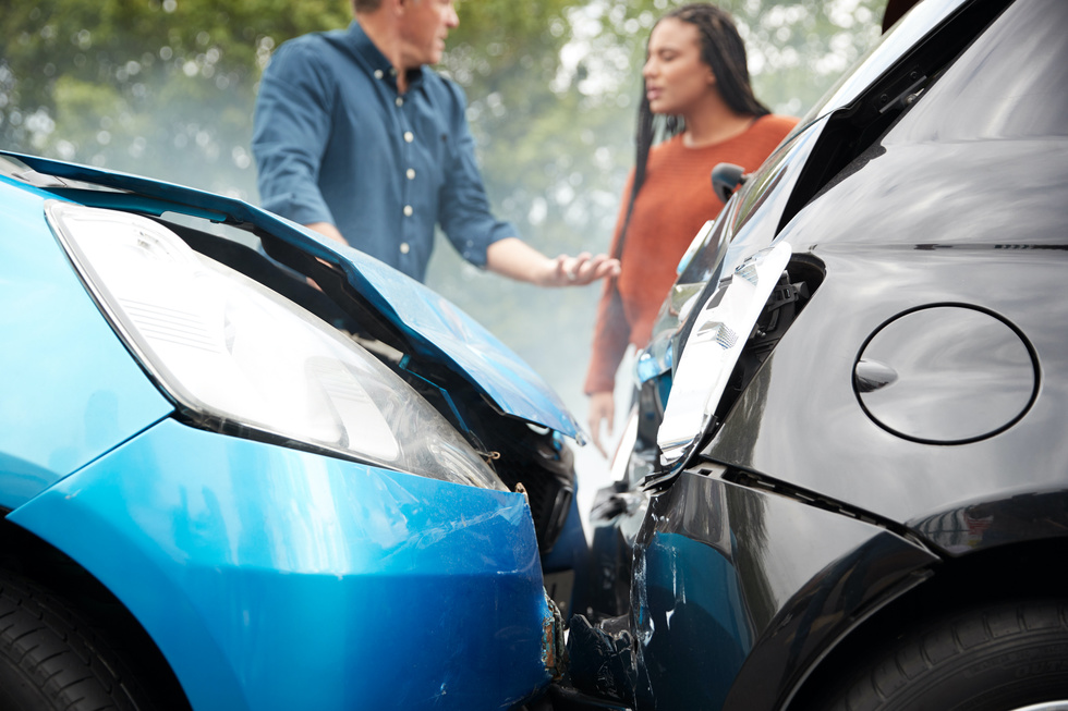 At Fault Car Crash MOET Law
