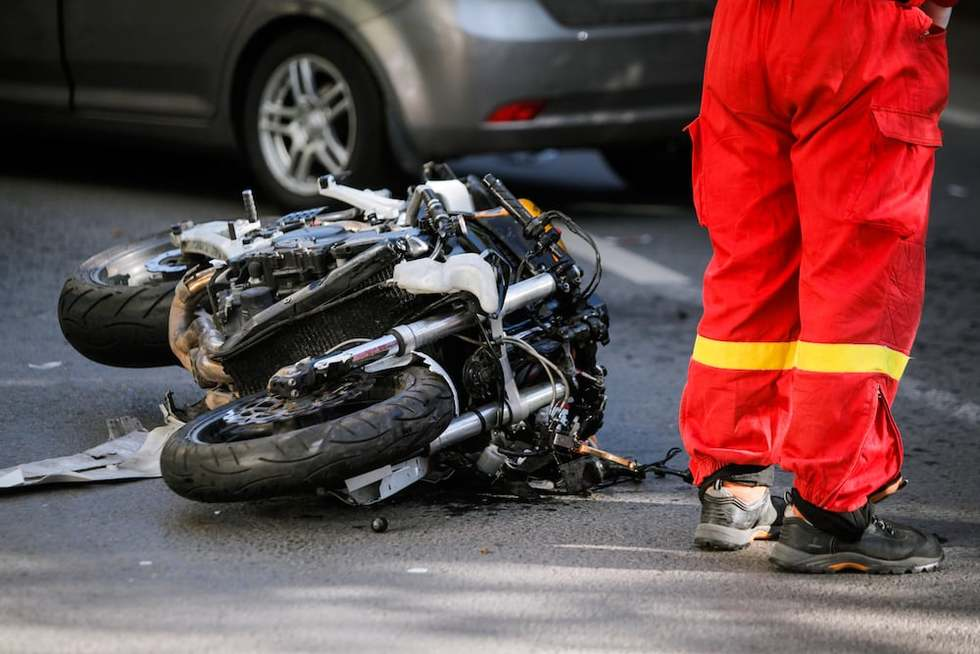 Motorcycle accident coverage ontario moet law