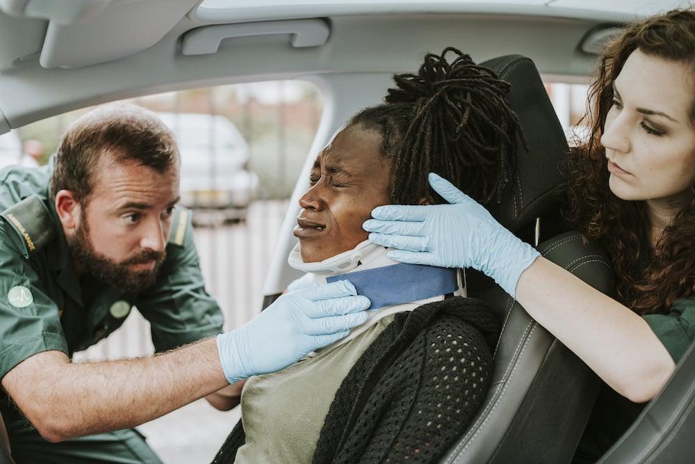 Car Accident Legal Assistance Ontario Headbrace