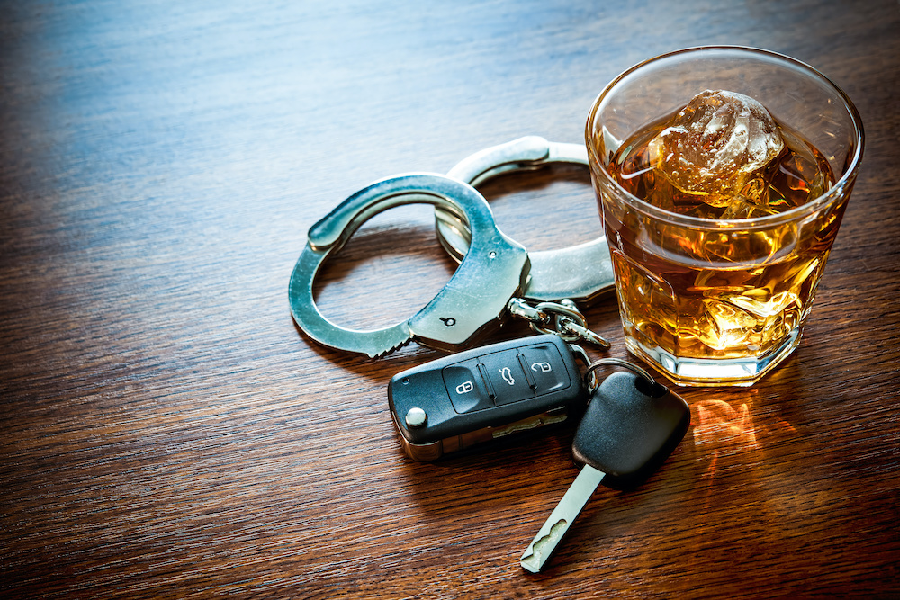 Drinking and Driving DUI