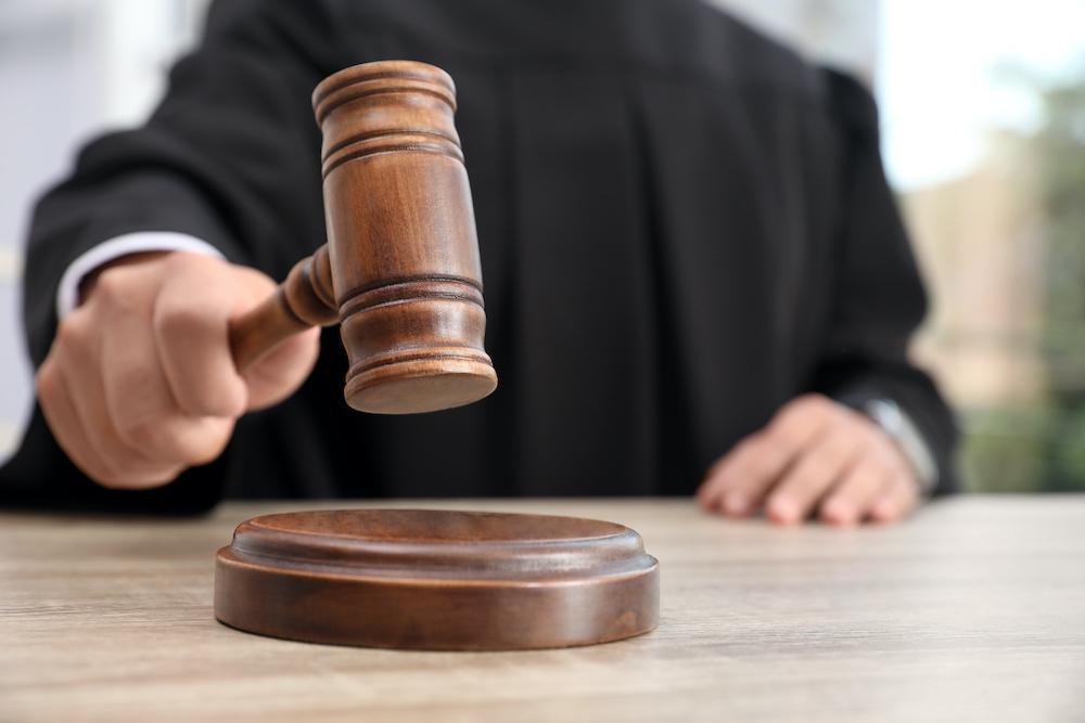 Judge Gavel Wrongful Death Lawsuit