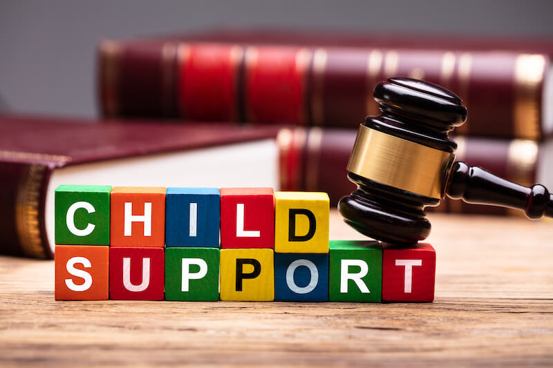 Bigstock child support colorful block w 302737933