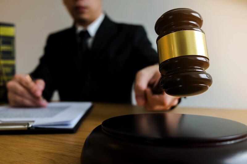 Bigstock judge with gavel on table att 253780705 1