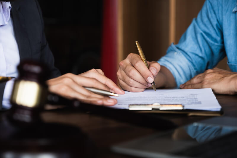 Bigstock close up of an executive hands 262517335 1