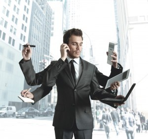 Efficient businessman canstockphoto10151185 300x281