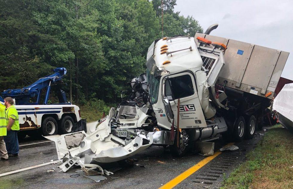Truck crash 1024x661