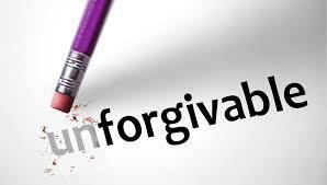 Unforegivable