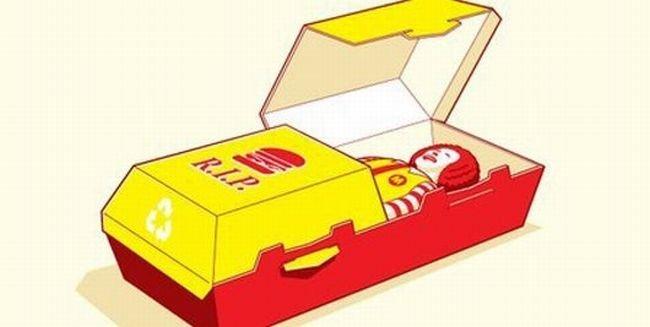 R.I.P McDonald's