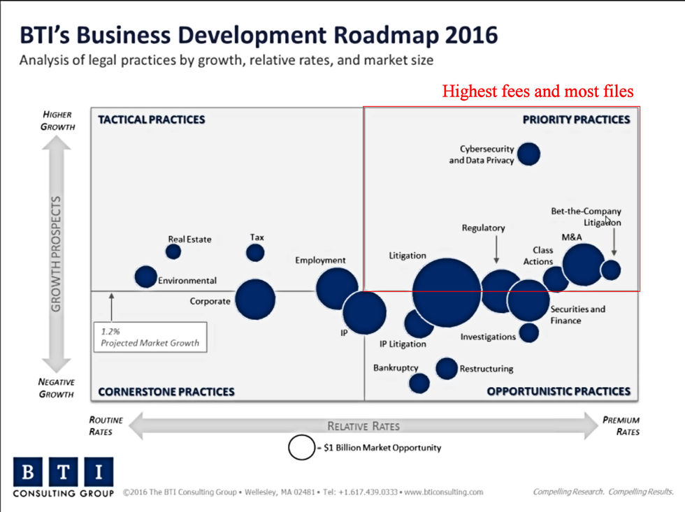 BTI Consulting Business Development Roadmap 2016